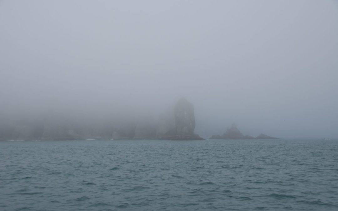 Navigation dans le brouillard