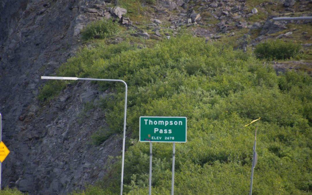 Thompson Pass Alaska