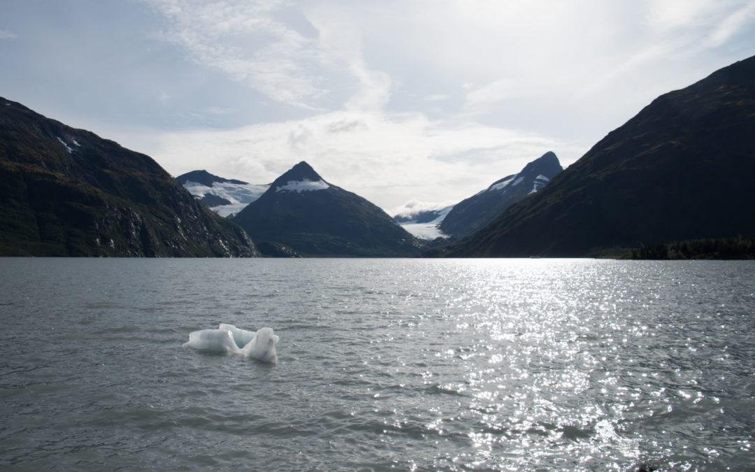Iceberg en Alaska
